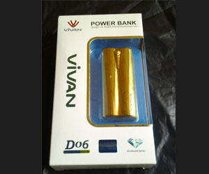 Vivan Power Bank D06